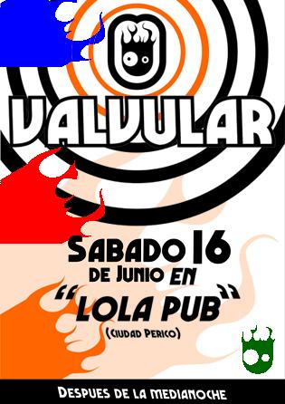 VALVULAR